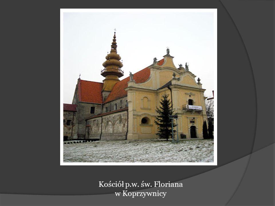 Kościół p.w. św. Floriana w Koprzywnicy