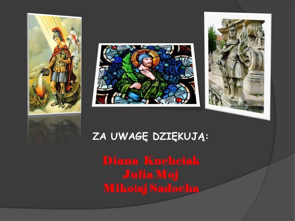 Diana Kuchciak Julia Moj Mikołaj Sadocha