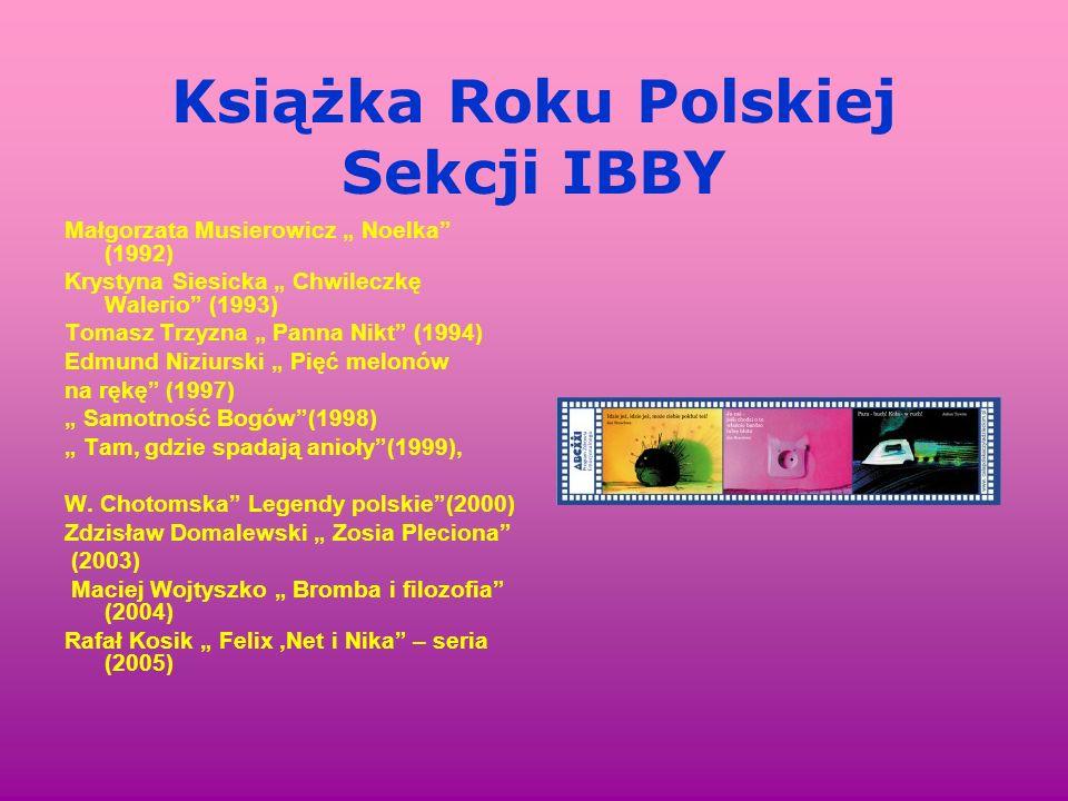Książka Roku Polskiej Sekcji IBBY