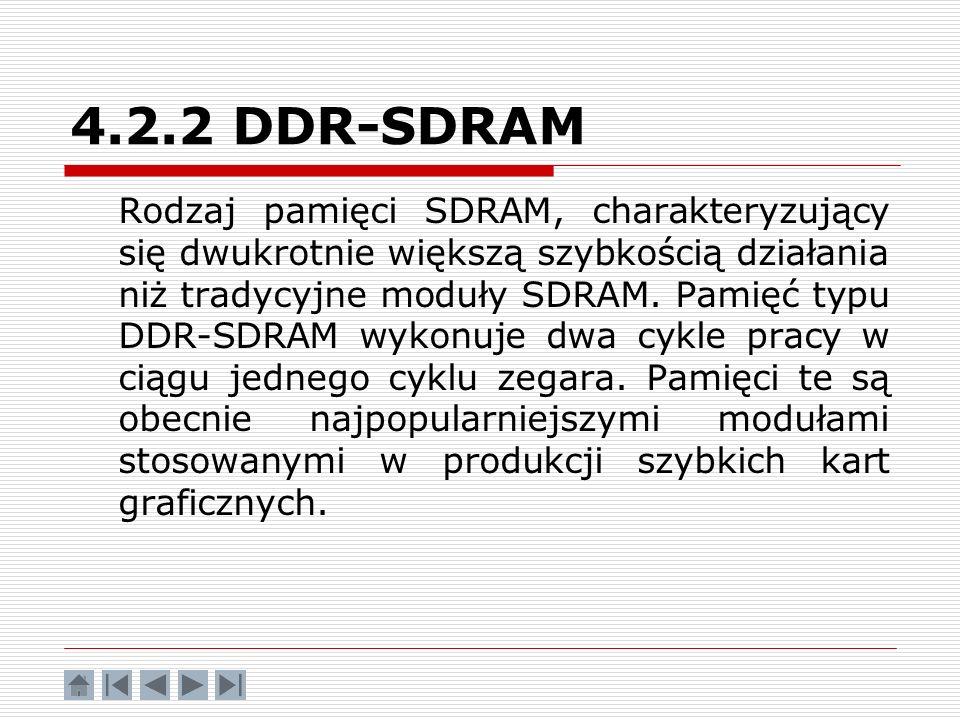 4.2.2 DDR-SDRAM
