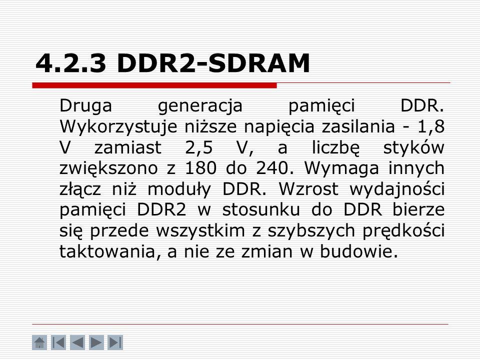 4.2.3 DDR2-SDRAM