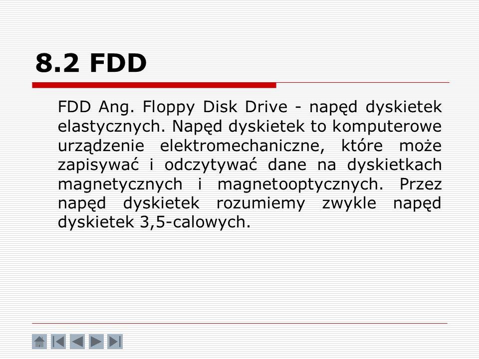 8.2 FDD