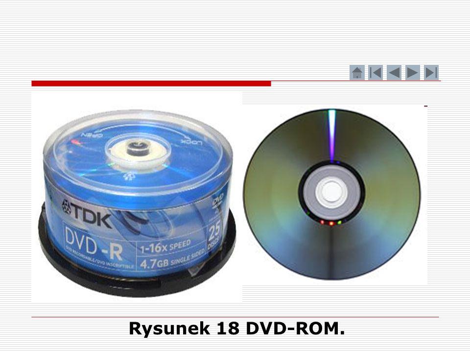 Rysunek 18 DVD-ROM.