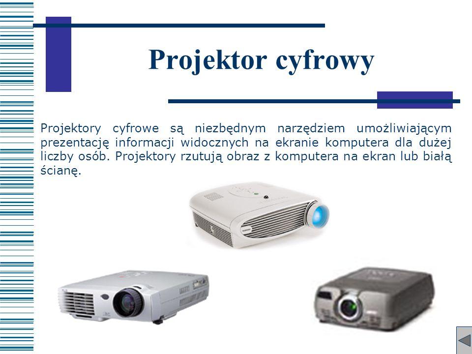 Projektor cyfrowy