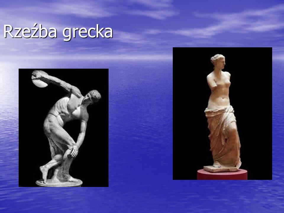 Rzeźba grecka