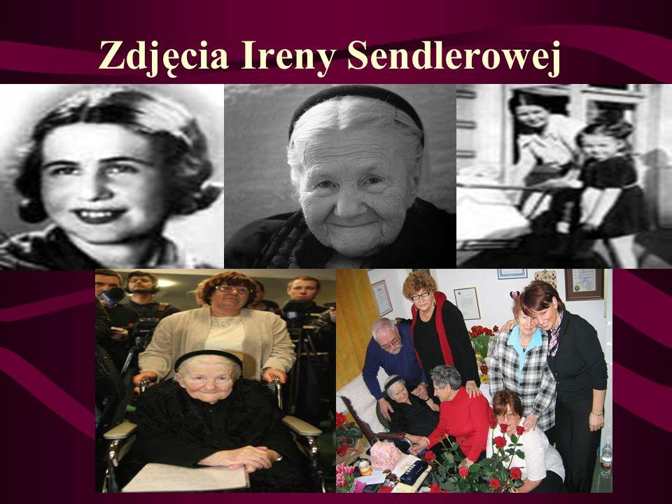 Zdjęcia Ireny Sendlerowej