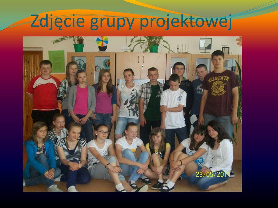Zdjęcie grupy projektowej