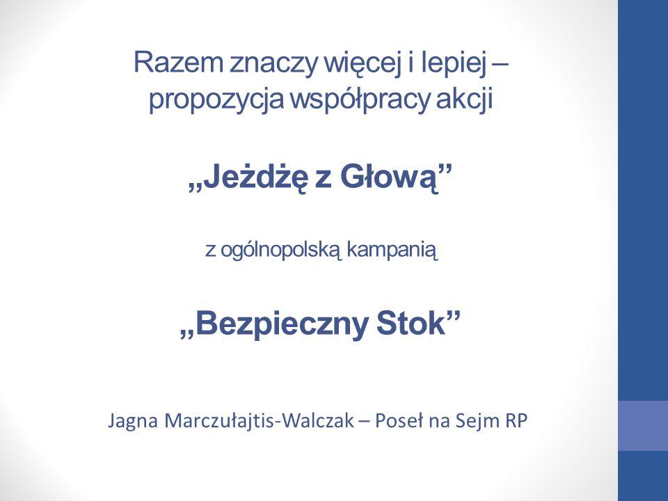 Jagna Marczułajtis-Walczak – Poseł na Sejm RP