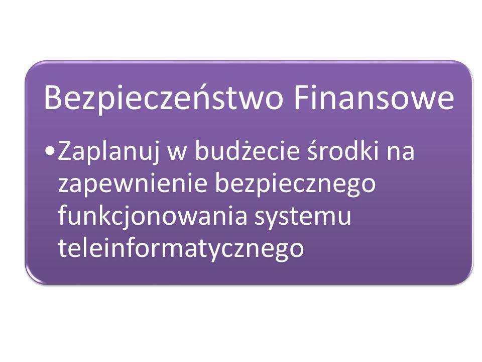 Bezpieczeństwo Finansowe