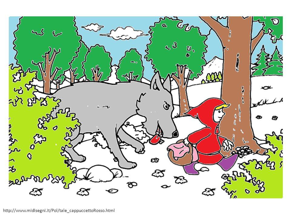 http://www.midisegni.it/Pol/tale_cappuccettoRosso.html