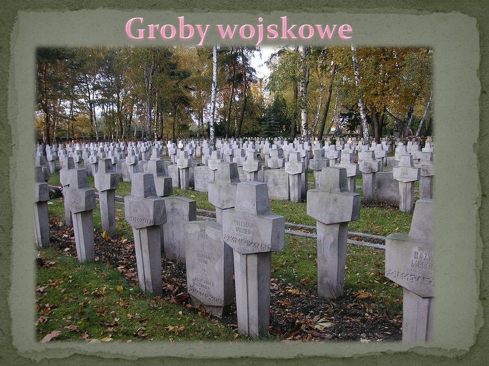 Groby wojskowe