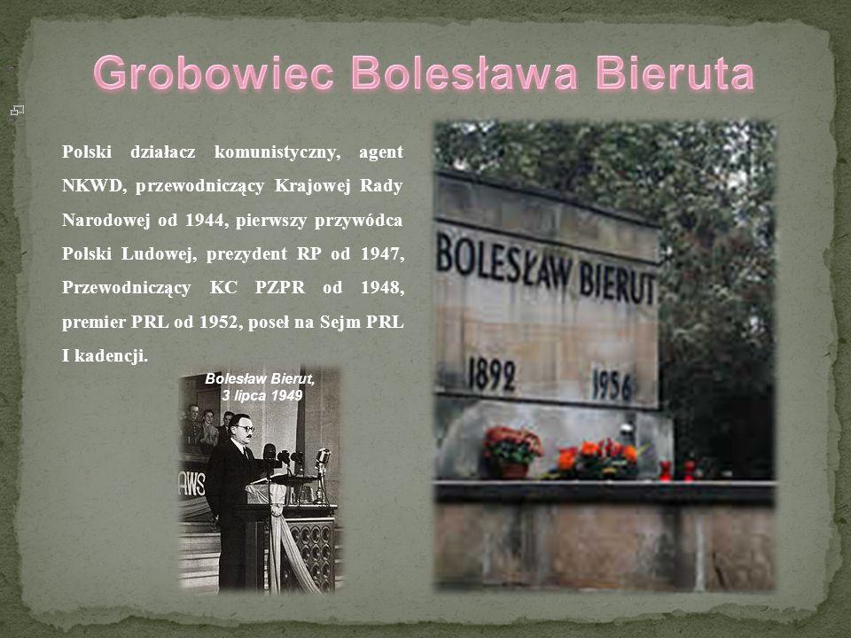 Grobowiec Bolesława Bieruta