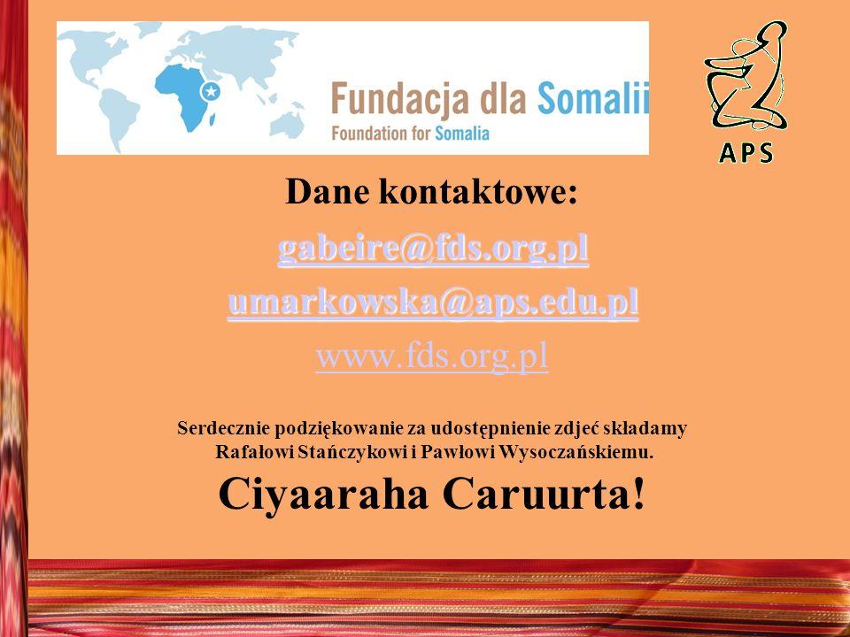 gabeire@fds.org.pl umarkowska@aps.edu.pl
