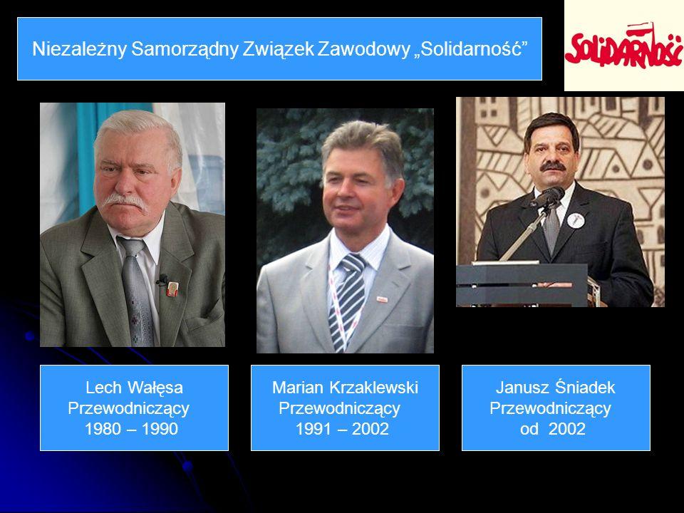 """Niezależny Samorządny Związek Zawodowy """"Solidarność"""