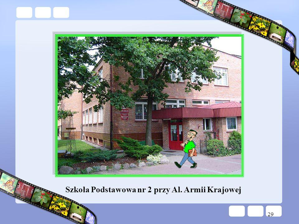 Szkoła Podstawowa nr 2 przy Al. Armii Krajowej