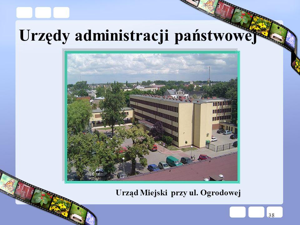 Urzędy administracji państwowej