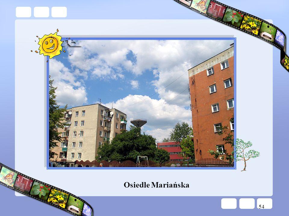 Osiedle Mariańska