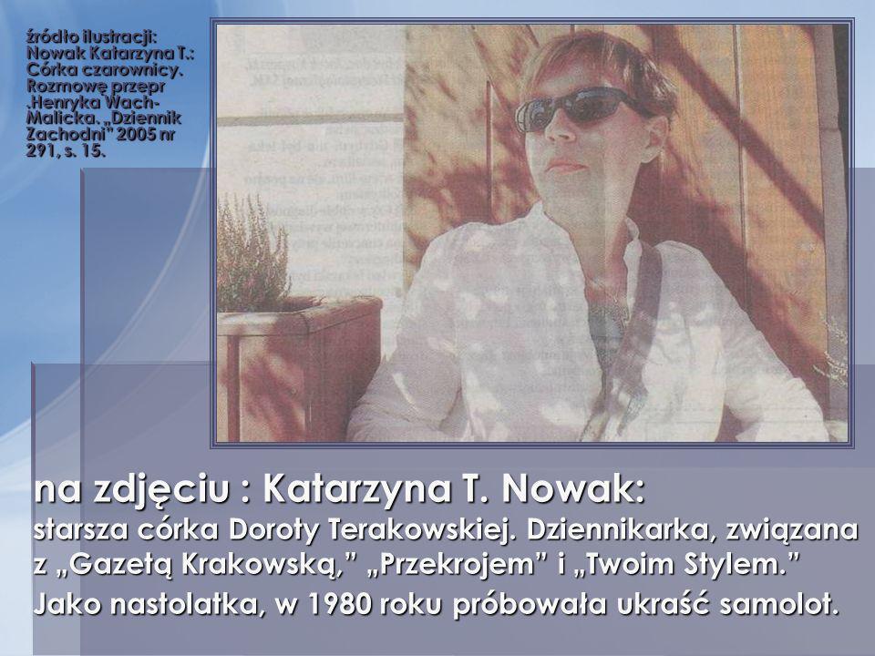 źródło ilustracji: Nowak Katarzyna T. : Córka czarownicy