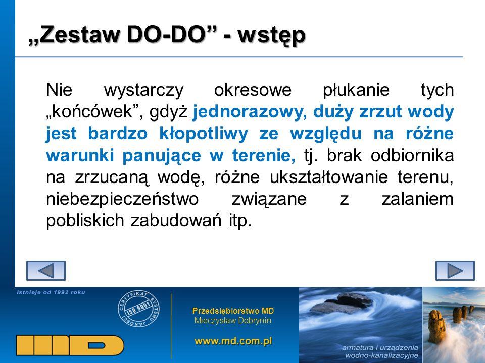 """""""Zestaw DO-DO - wstęp"""