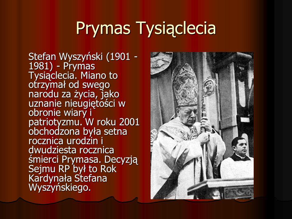 Prymas Tysiąclecia