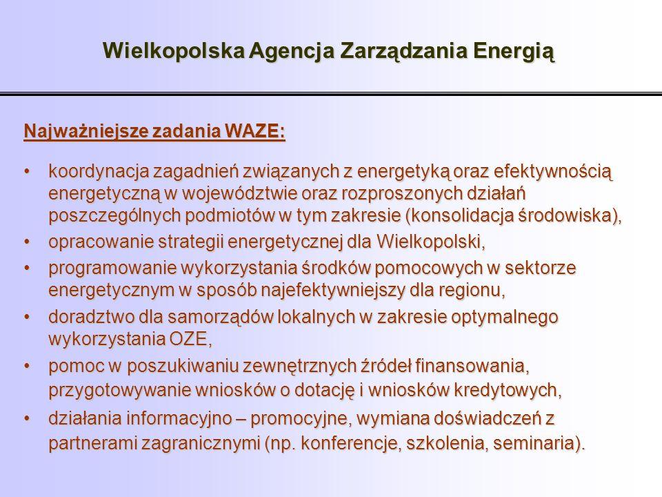 Wielkopolska Agencja Zarządzania Energią