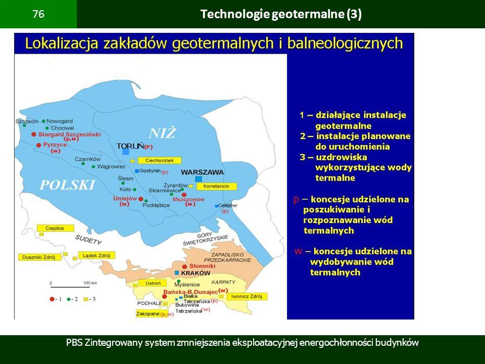 Technologie geotermalne (3)