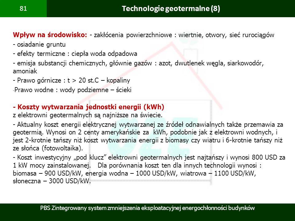 Technologie geotermalne (8)