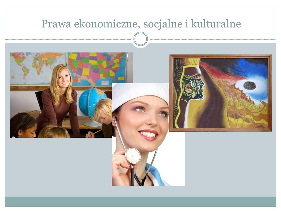 Prawa ekonomiczne, socjalne i kulturalne