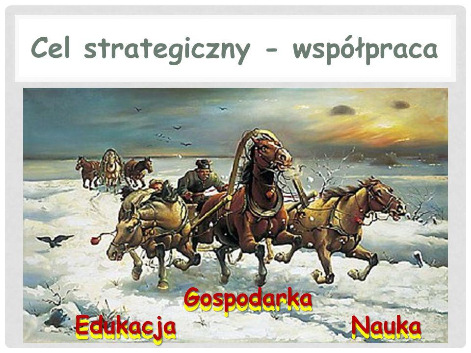 Cel strategiczny - współpraca