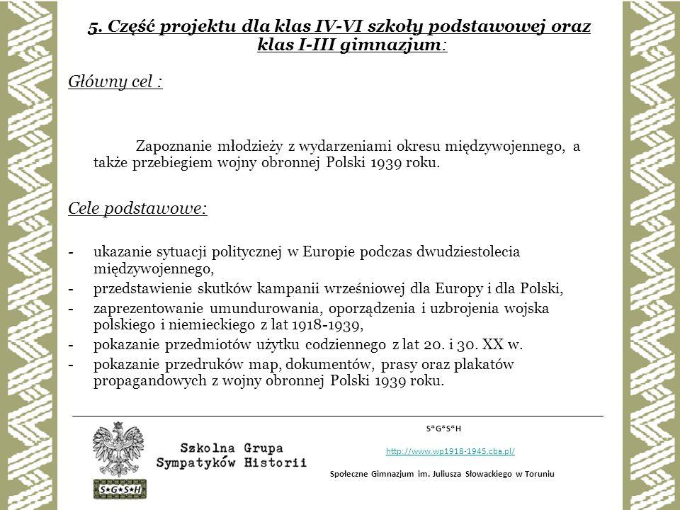 Społeczne Gimnazjum im. Juliusza Słowackiego w Toruniu