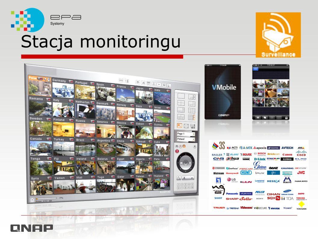 Stacja monitoringu