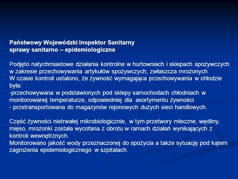 Państwowy Wojewódzki Inspektor Sanitarny