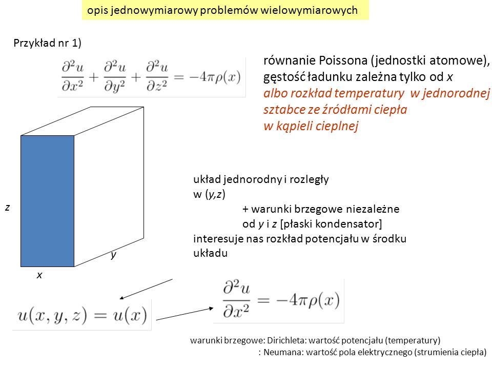 równanie Poissona (jednostki atomowe),