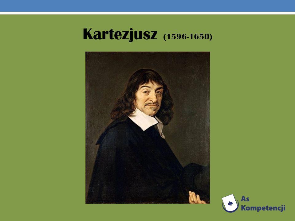Kartezjusz (1596-1650)