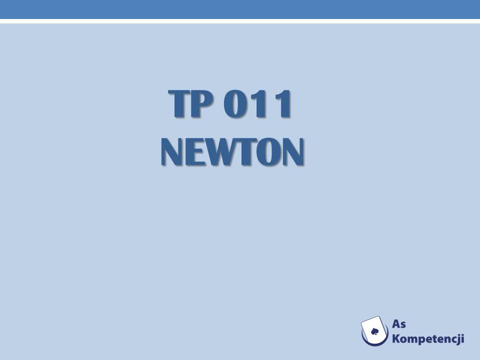 TP 011 Newton