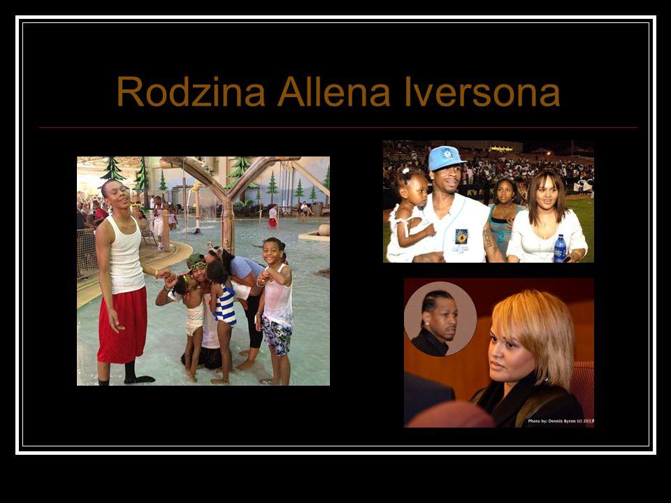 Rodzina Allena Iversona