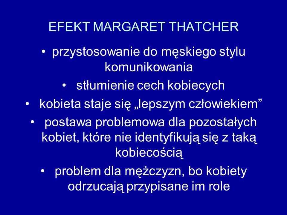 EFEKT MARGARET THATCHER