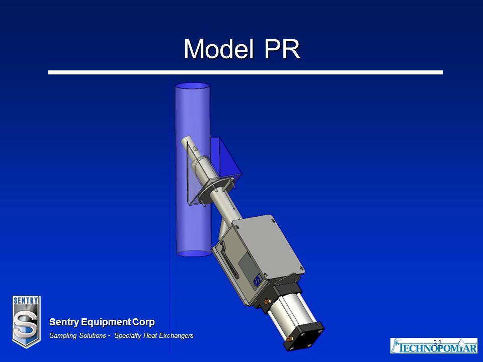 Model PR