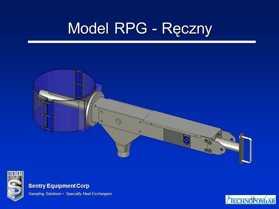 Model RPG - Ręczny
