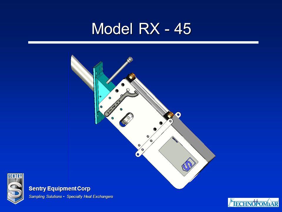 Model RX - 45