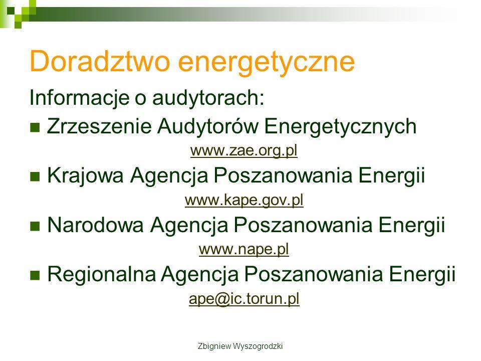 Doradztwo energetyczne