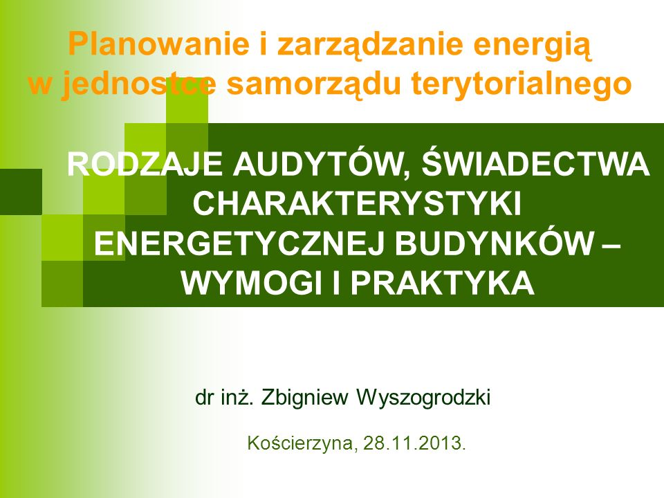dr inż. Zbigniew Wyszogrodzki