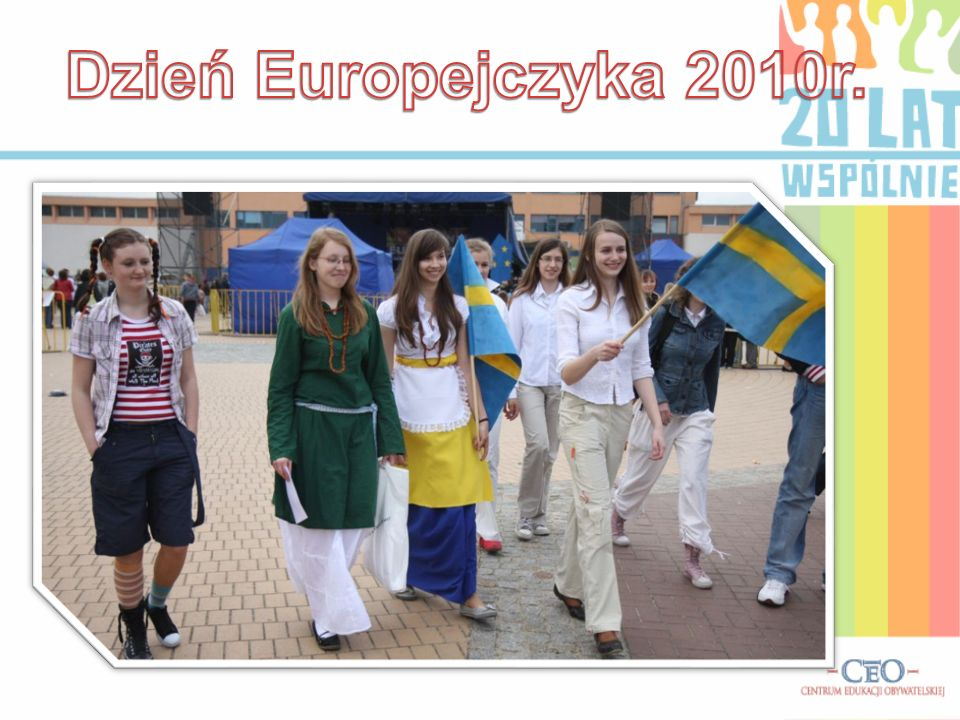 Dzień Europejczyka 2010r.