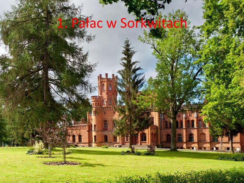 1. Pałac w Sorkwitach