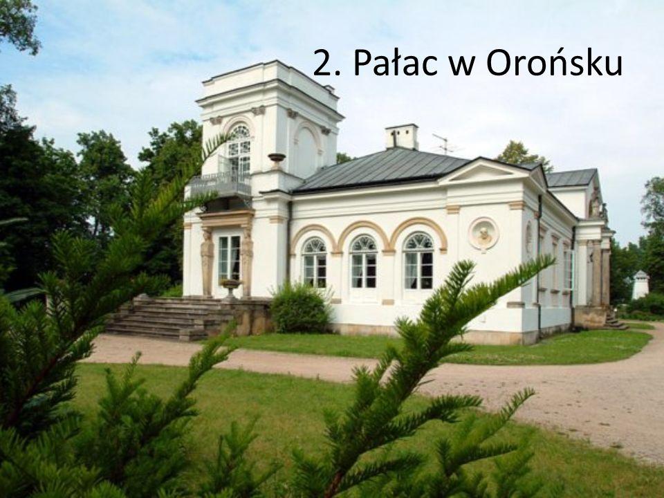 2. Pałac w Orońsku
