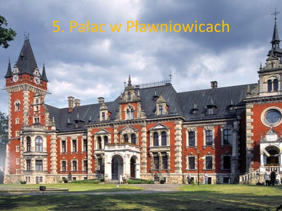 5. Pałac w Pławniowicach