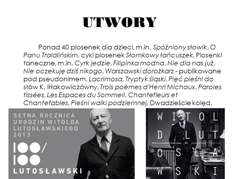 UTWORY