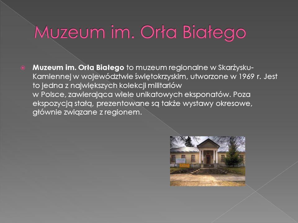 Muzeum im. Orła Białego
