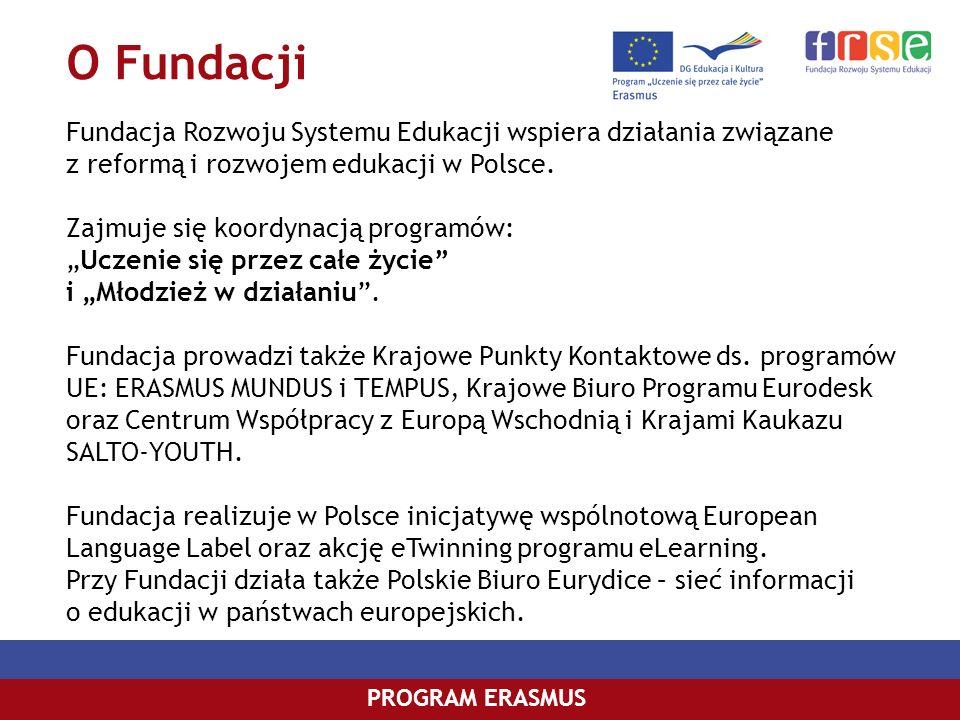 O Fundacji Fundacja Rozwoju Systemu Edukacji wspiera działania związane z reformą i rozwojem edukacji w Polsce.