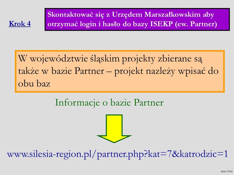 Informacje o bazie Partner